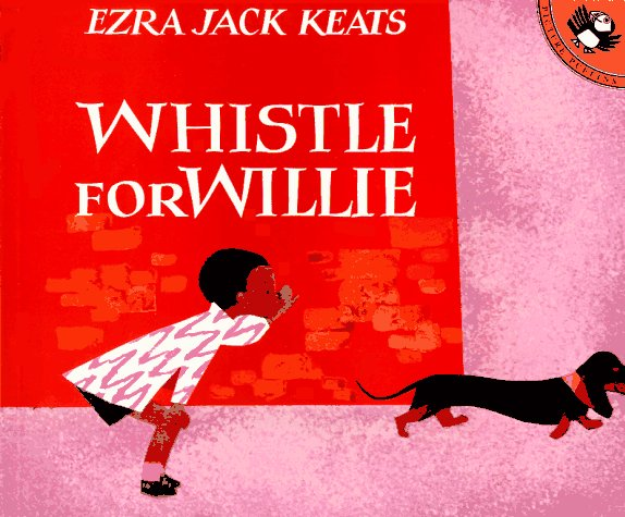 Whistle for Willie  N/A edition cover