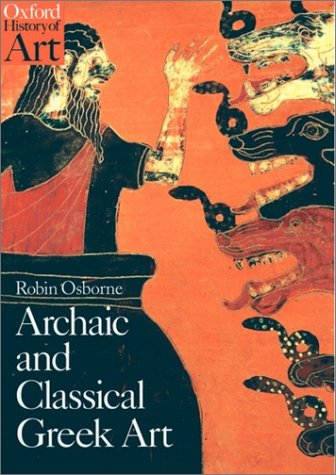Archaic and Classical Greek Art   1998 edition cover