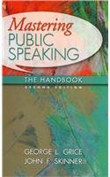 Mastering Public Speaking  2nd 2011 edition cover