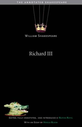 Richard III   2008 edition cover