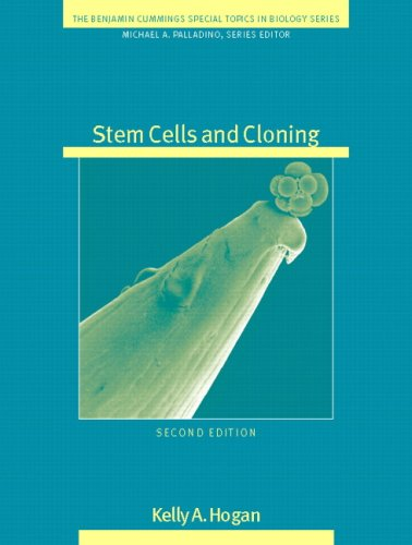 Stem Cells and Cloning  2nd 2009 edition cover
