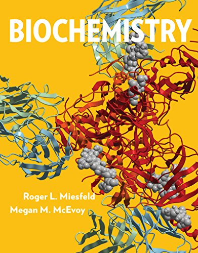 Biochemistry  N/A 9780393614022 Front Cover