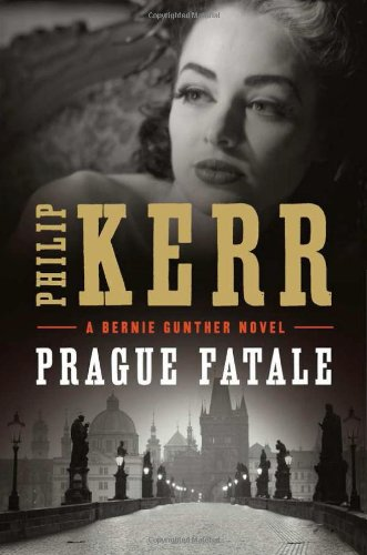 Prague Fatale   2012 9780399159022 Front Cover