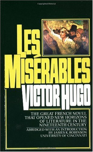 Mis�rables   1961 (Abridged) edition cover
