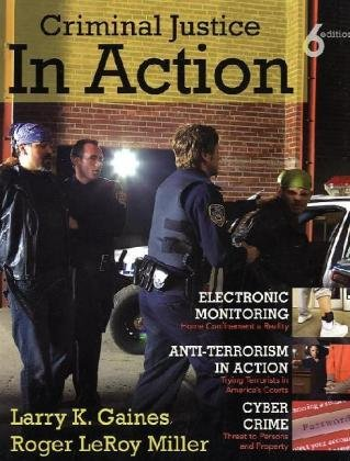 Criminal Justice in Action The Core 6th 2011 edition cover
