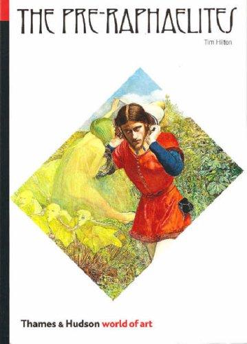 Pre-Raphaelites   1970 edition cover