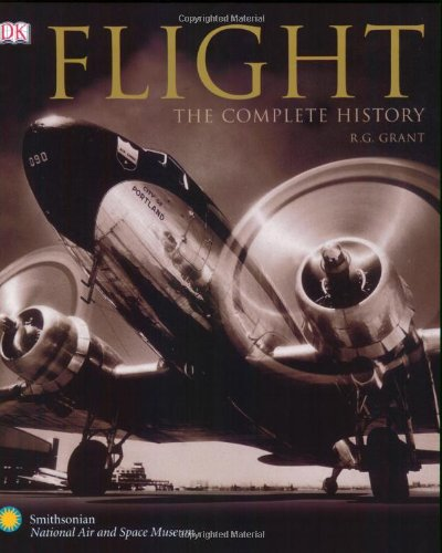 Flight 100 Years of Aviation Revised  edition cover