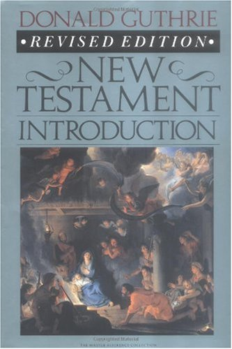 New Testament Introduction  4th (Revised) edition cover