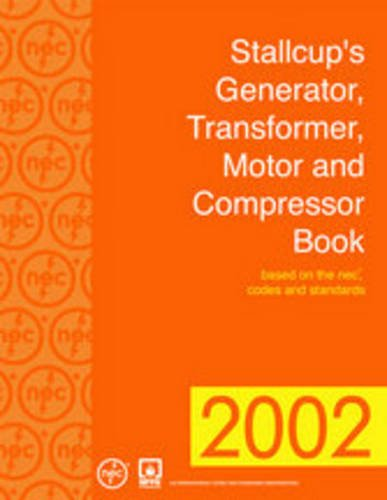 Generator, Transformer, Motor and Compressor   2002 9780877655022 Front Cover