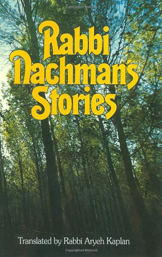 Rabbi Nachman's Stories N/A edition cover