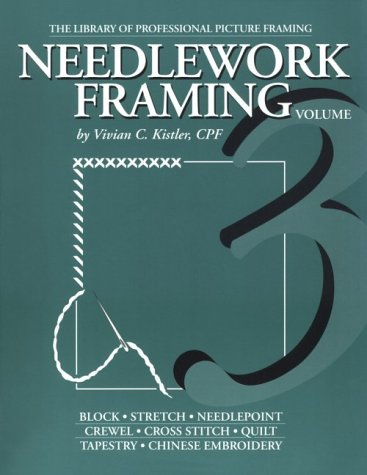 Needlework Framing   2004 edition cover