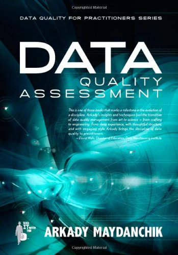 Data Quality Assessment   2007 edition cover