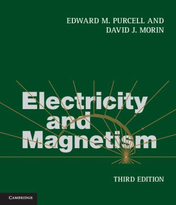 Electricity and Magnetism  3rd 2012 edition cover