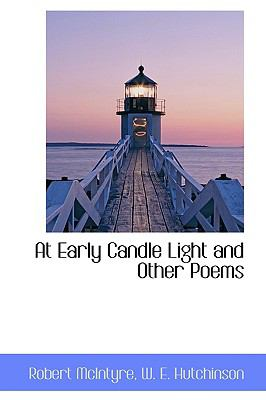 At Early Candle Light and Other Poems  2009 edition cover