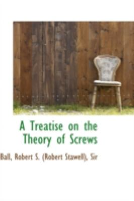 Treatise on the Theory of Screws  N/A edition cover
