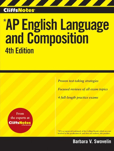 AP English Language and Composition  4th 2012 edition cover
