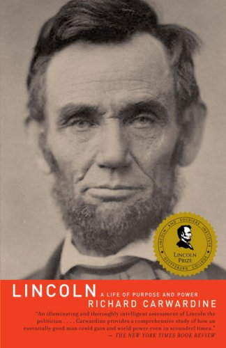 Lincoln A Life of Purpose and Power  2007 edition cover