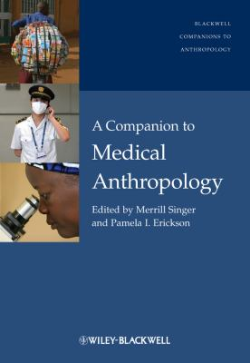 Companion to Medical Anthropology   2011 9781405190022 Front Cover