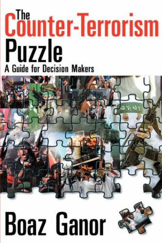 Counter-Terrorism Puzzle A Guide for Decision Makers N/A edition cover