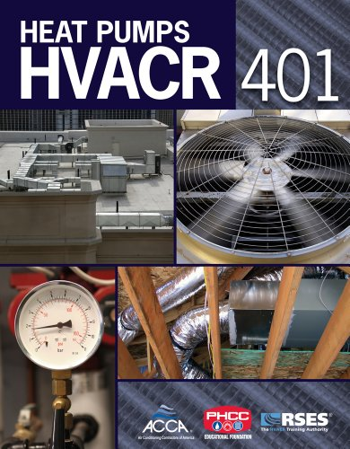 HVACR 401 Heat Pumps  2012 edition cover