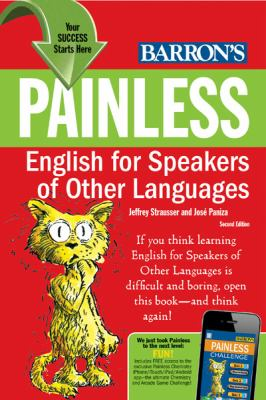 Painless English for Speakers of Other Languages  2nd 2012 (Revised) edition cover