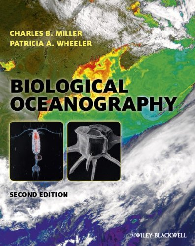 Biological Oceanography  2nd 2012 9781444333022 Front Cover