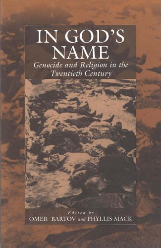 In God's Name Genocide and Religion in the Twentieth Century  2001 edition cover