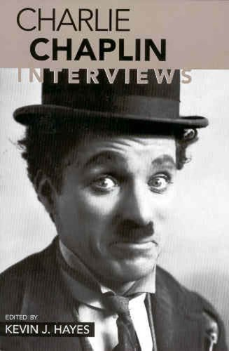 Charlie Chaplin Interviews  2005 edition cover