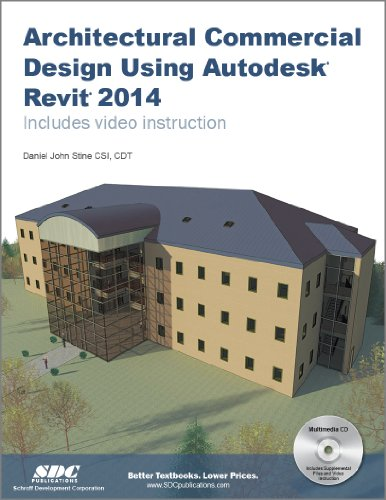 Architectural Commercial Design Using Autodesk Revit 2014  N/A edition cover