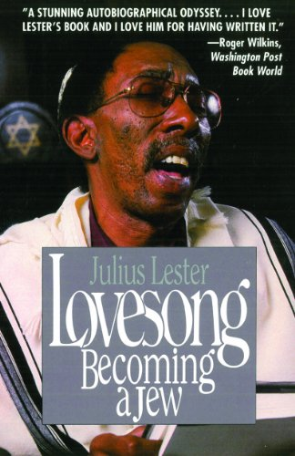 Lovesong Becoming a Jew N/A edition cover