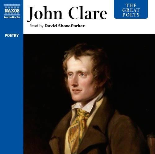 John Clare:   2013 edition cover