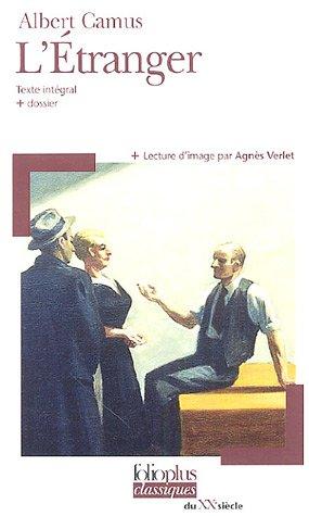 L'etranger   2005 edition cover
