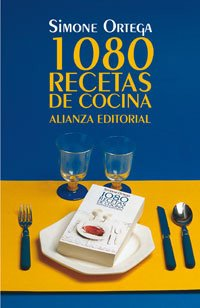 1080 recetas de cocina  2005 edition cover