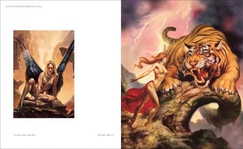 Boris Vallejo and Julie Bell The Ultimate Collection  2005 edition cover