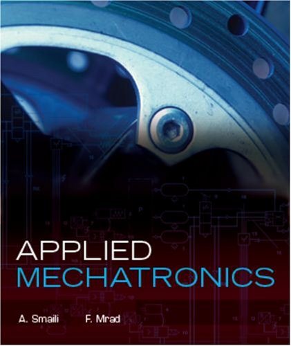 Applied Mechatronics   2006 edition cover