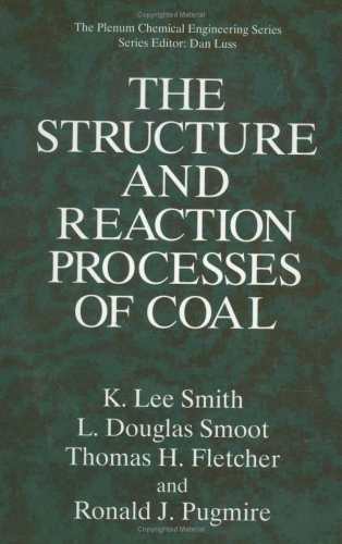 Structure and Reaction Processes of Coal   1994 9780306446023 Front Cover
