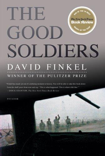 Good Soldiers  N/A edition cover