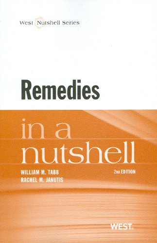 Remedies  2nd 2013 (Revised) edition cover