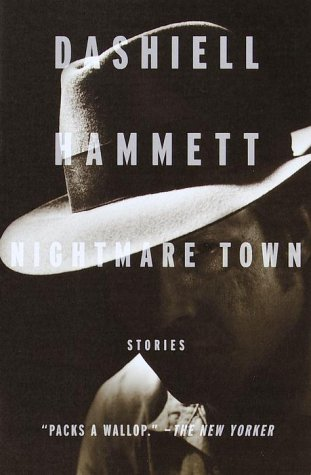 Nightmare Town Stories N/A edition cover