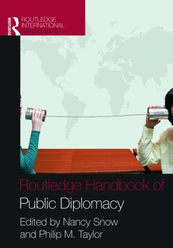 Routledge Handbook of Public Diplomacy   2012 edition cover