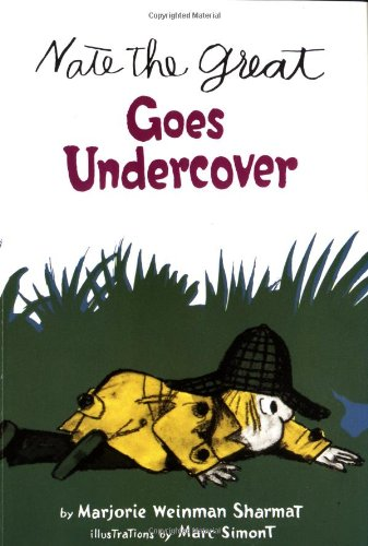 Nate the Great Goes Undercover   1974 edition cover
