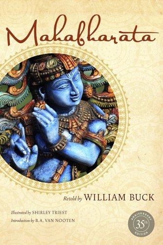 Mahabharata  3rd 2011 edition cover