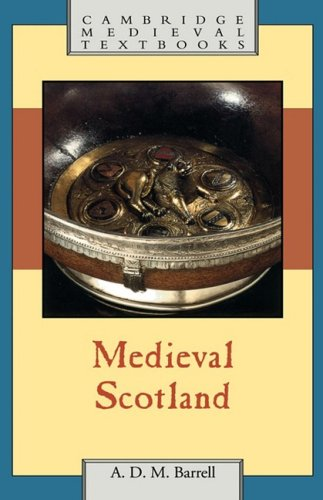 Medieval Scotland   2000 9780521586023 Front Cover