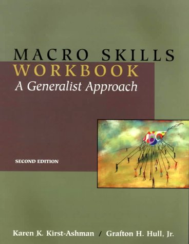 Macro Skills A Generalist Approach 2nd 2001 (Revised) 9780534513023 Front Cover