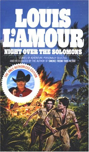 Night over the Solomons Stories N/A 9780553266023 Front Cover