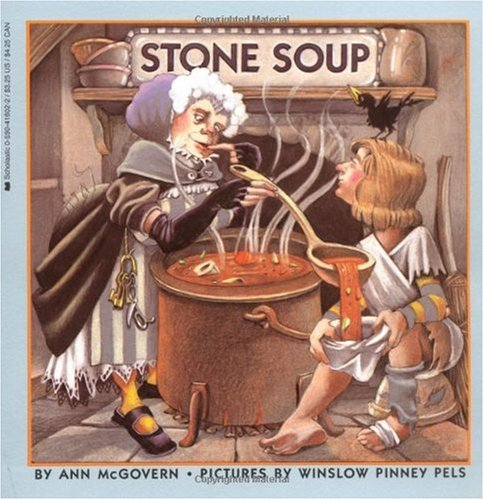 Stone Soup  N/A edition cover