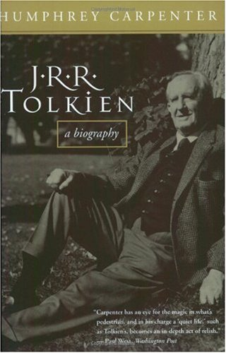 J. R. R. Tolkien A Biography  1999 edition cover