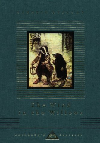 Wind in the Willows  N/A 9780679418023 Front Cover