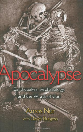 Apocalypse Earthquakes, Archaeology, and the Wrath of God  2008 edition cover