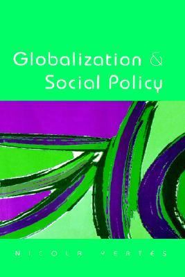 Globalization and Social Policy   2001 9780761968023 Front Cover